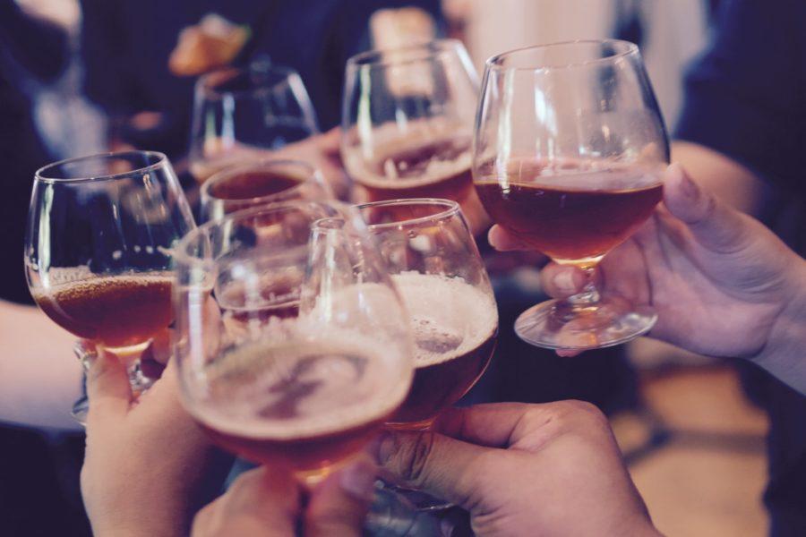 alkohol, kaalust alla, mõõdukas tarbimine, kuidas mõjutab alkohol keha, tarbi teadlikult