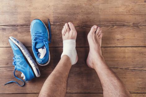 hüppeliigese vigastusest taastumine hüppeliigese sidemete operatsioon hüppeliigese taastusravi hüppeliigese põletik hüppeliiges paistes hüppeliigese murd hüppeliigese nihestus hüppeliigese sidumine hüppeliigese sidemed katki hüppeliigese sidemete venitus hüppeliigese teipimine